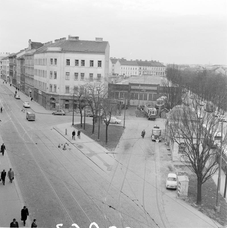 Wien 15, Sechshauserstraße bei 126