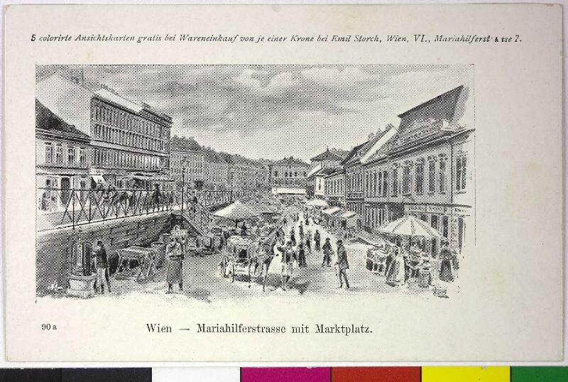Wien 15, Schwendermarkt