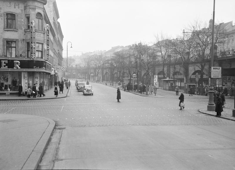 Wien 16, Lerchenfelder Gürtel 37ff