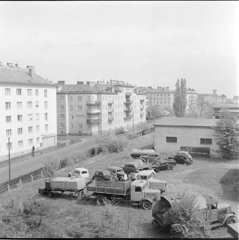 Wien 16, Gablenzgasse ca. 95