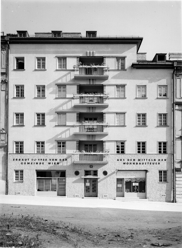 Wien 14, Hickelgasse 12