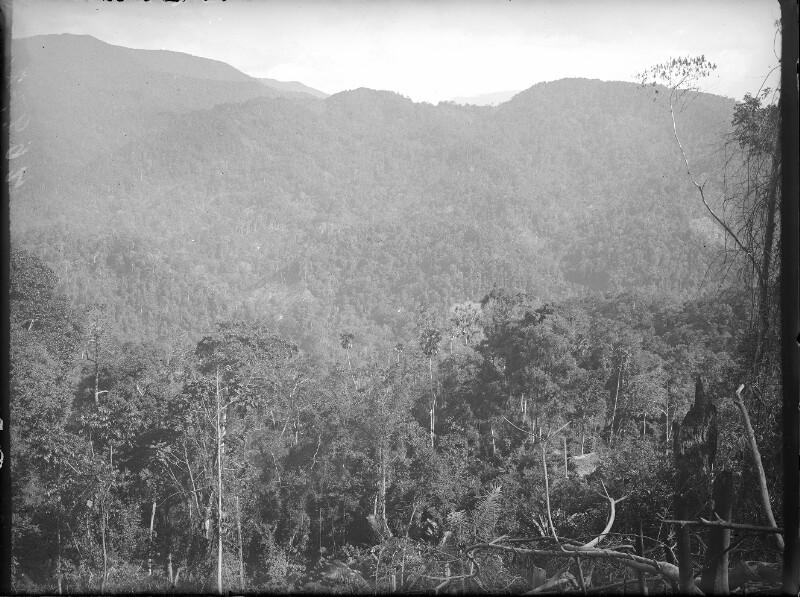 Die malayische Region Batang Padeng