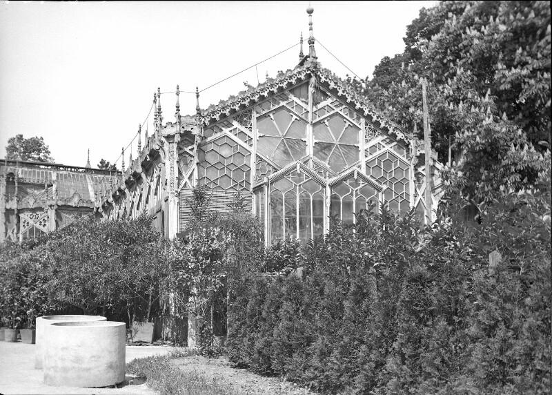 Wien 19, Wertheimsteinpark
