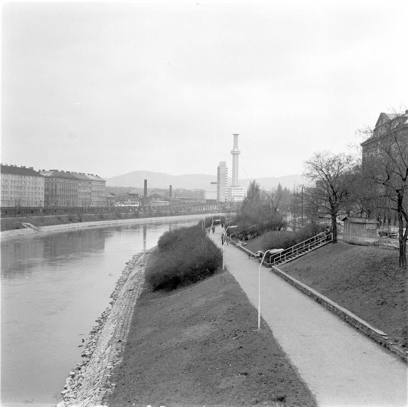 Wien 20, Brigittenauer Lände