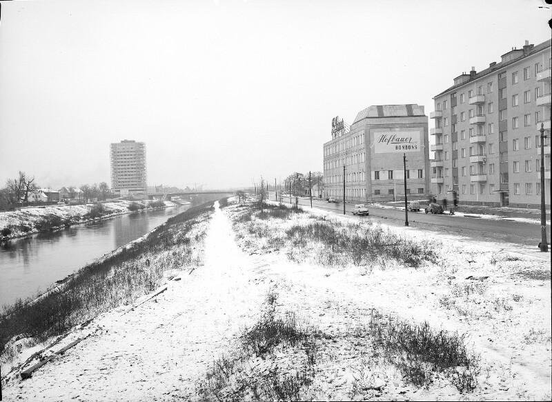 Wien 20, Brigittenauer Lände bei 166ff