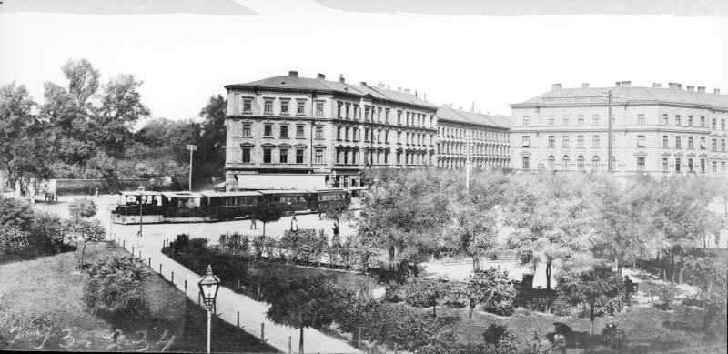 Wien 20, Gaußplatz