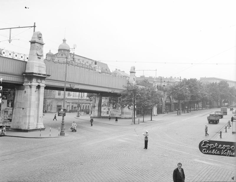 Wien 18, Währinger Gürtel bei 89