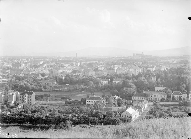 Wien 16, Panorama