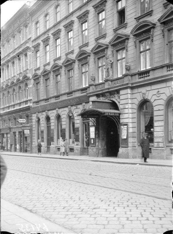 Wien 18, Währingerstraße 85