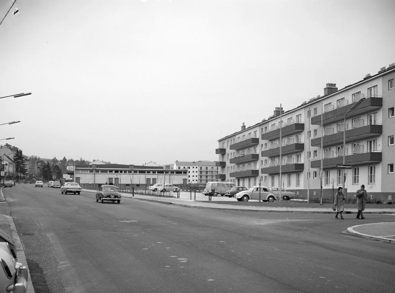 Wien 19, Krottenbachstraße bei 112ff