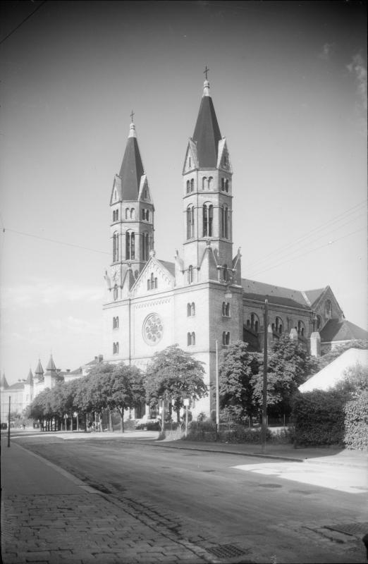 Wien 19, Karmeliterkirche und Konvent der Unbeschuhten