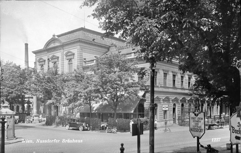 Wien 19, Brauerei Nussdorf