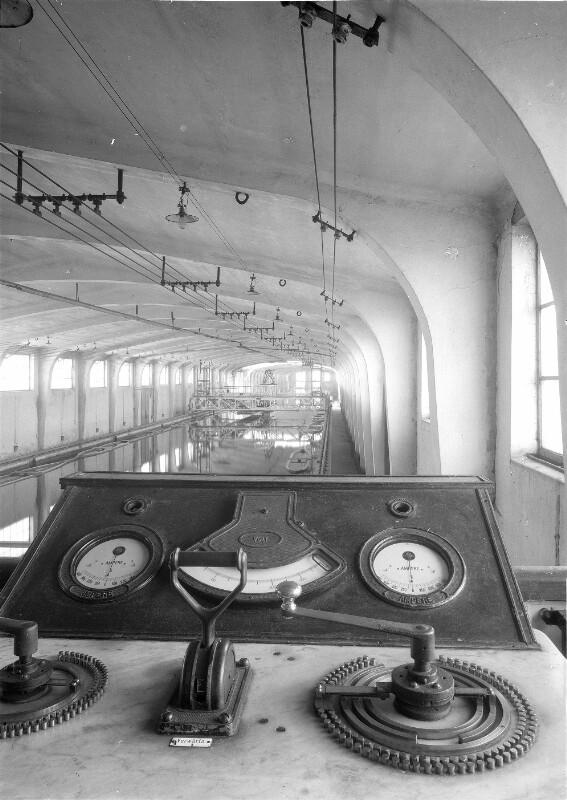 Wien 20, Schiffsbautechnische Versuchsanstalt
