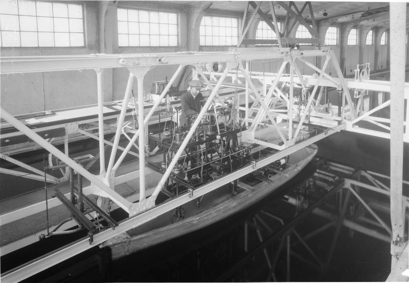 Wien 20. Schiffsbautechnische Versuchsanstalt