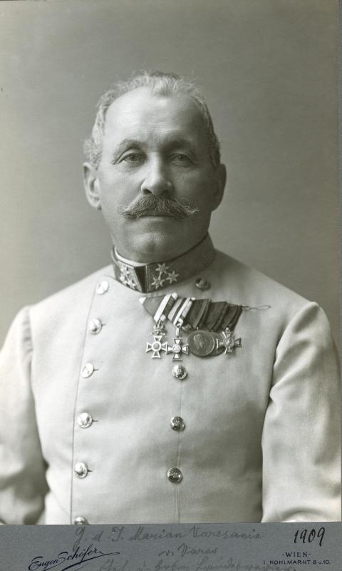 Varesanin von Vares, Marian Freiherr