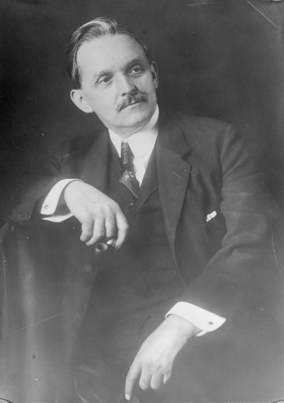 Bildnis Ferdinand Schmutzer (1870-1928)
