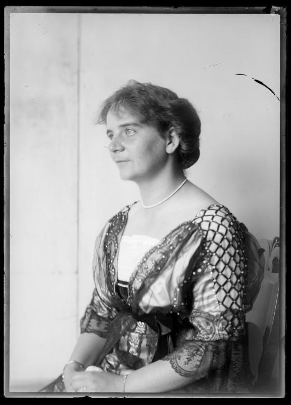 Bildnis Irma Benedikt (1879-1969)