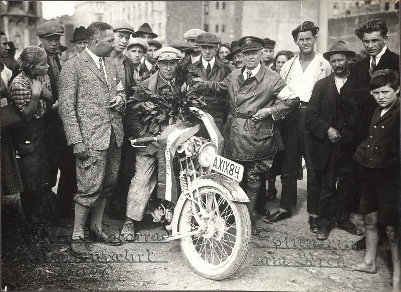 Österreichische Motorrad-Tauernfahrt