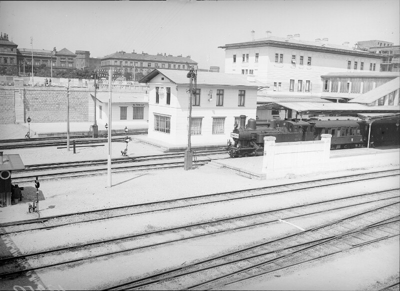 Wien 3, Stadtbahnstation Hauptzollamt