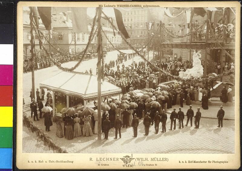 Wien 7, Denkmal für Ferdinand Raimund
