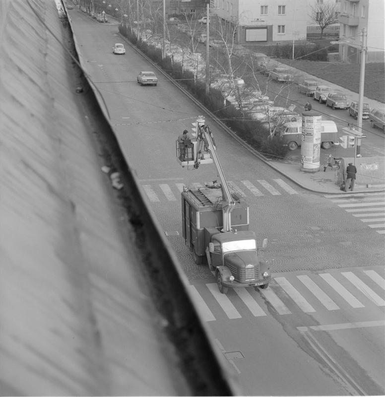 Wien 16, Verkehrsregelung