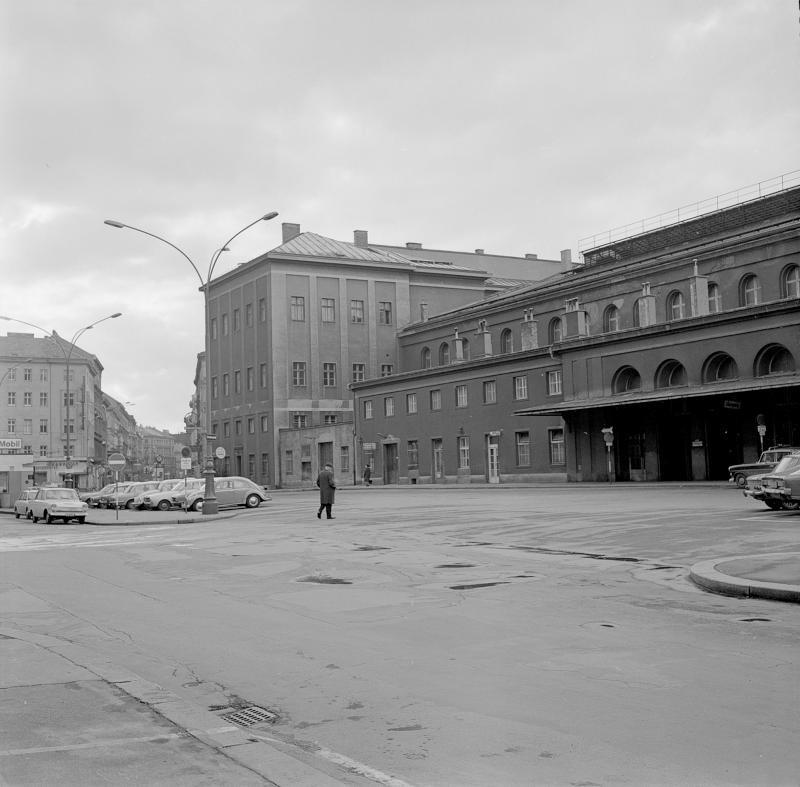 Wien 9, Franz-Josefs-Bahnhof