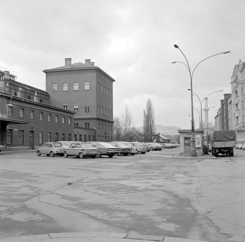 Wien 9, Nordbergstraße