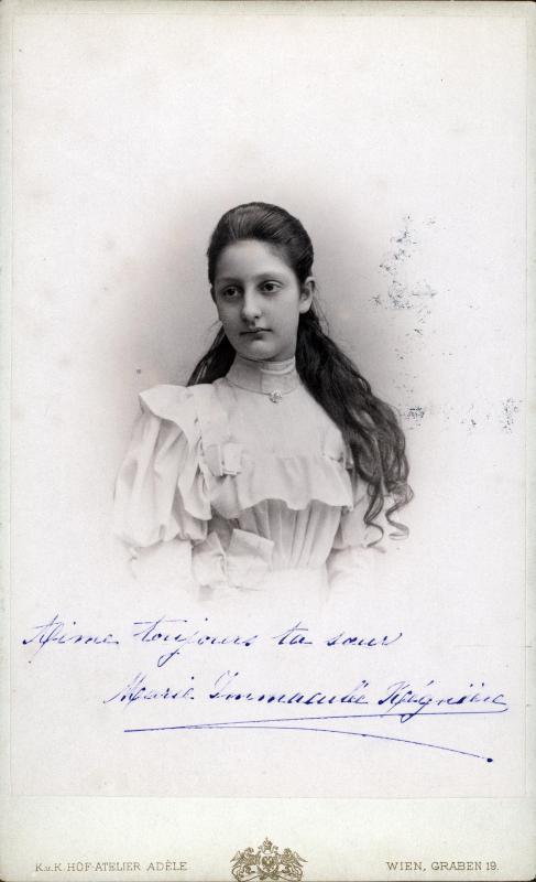 Maria Immakulata Raineria, Erzherzogin von Österreich-Toskana