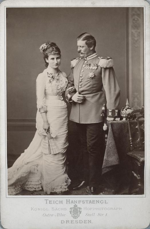 Hohenzollern-Sigmaringen, Friedrich Prinz