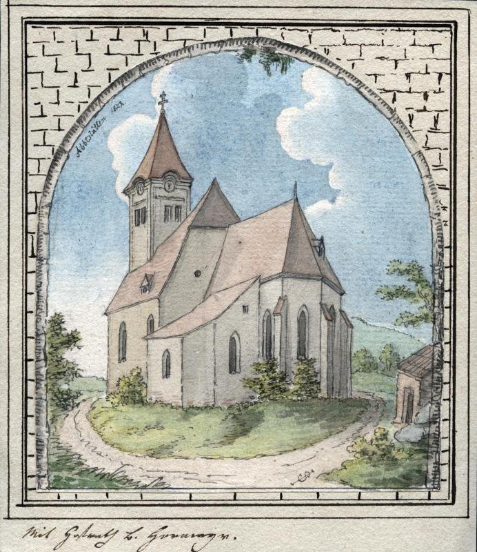 Pfarrkirche Abstetten