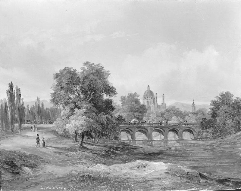 Wien 1, Elisabethbrücke