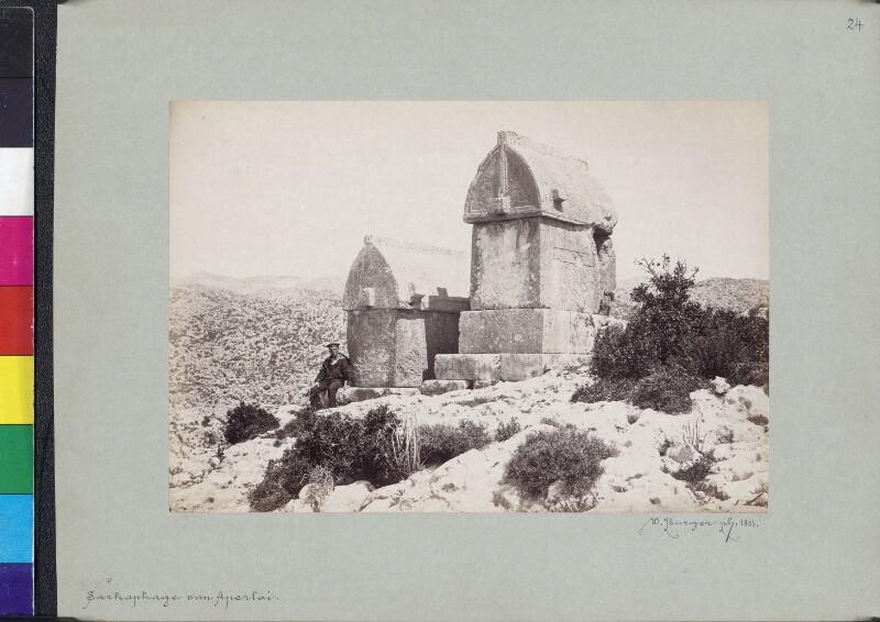 Sarkophage von Simena