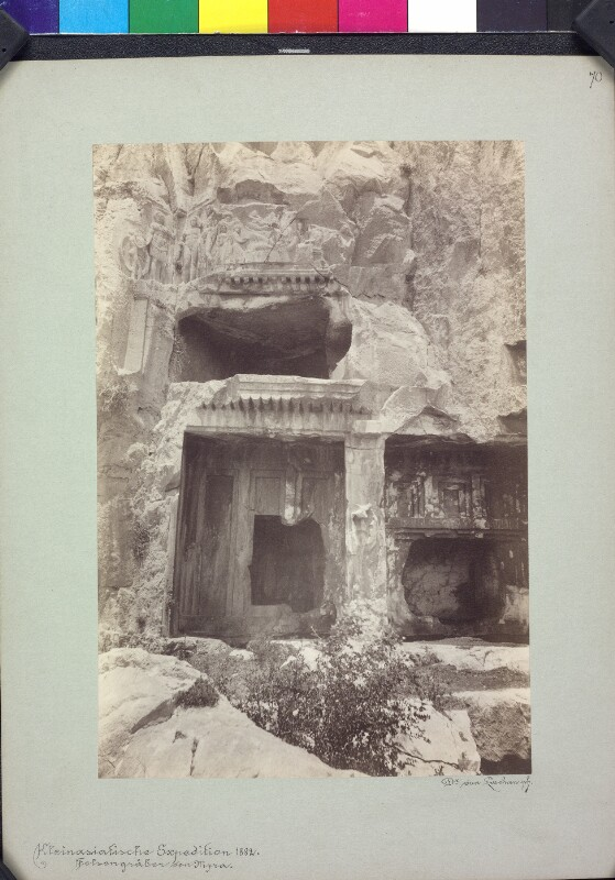Felsengräber von Myra
