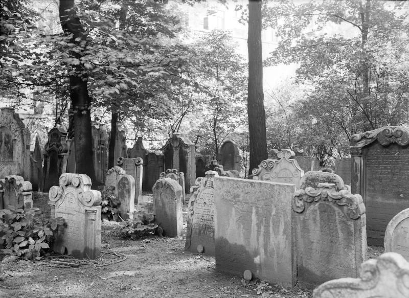 Wien 9, Jüdischer Friedhof
