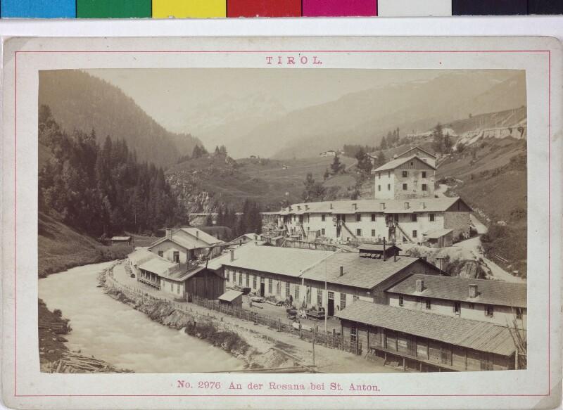 Ansicht von St. Anton am Arlberg