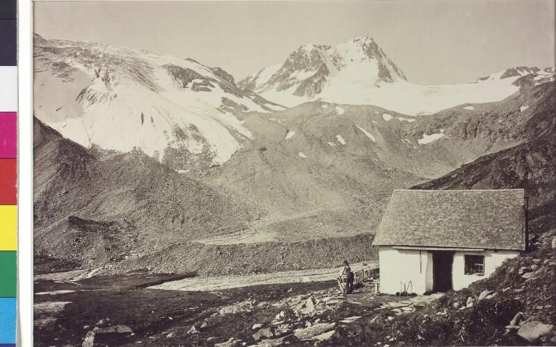 Dresdner Hütte im Stubaital
