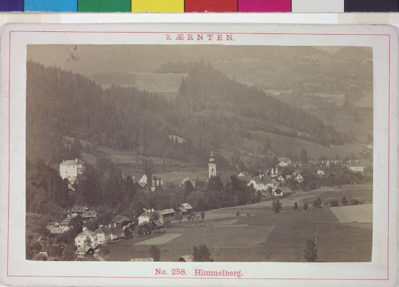 Ansicht von Himmelberg