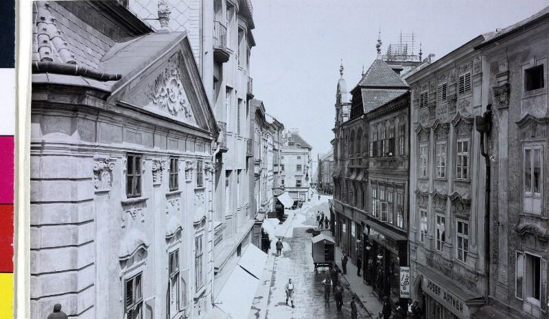Wienerstraße in St. Pölten