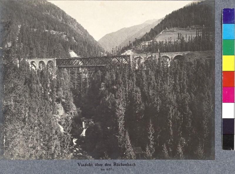 Viadukt über den Rückenbach
