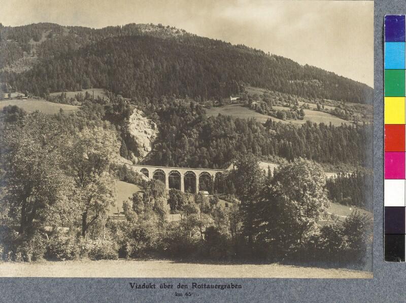 Viadukt über den Rottauergraben