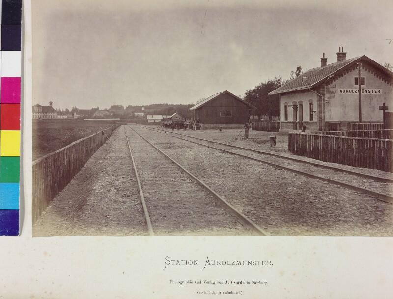 Bahnhof Aurolzmünster