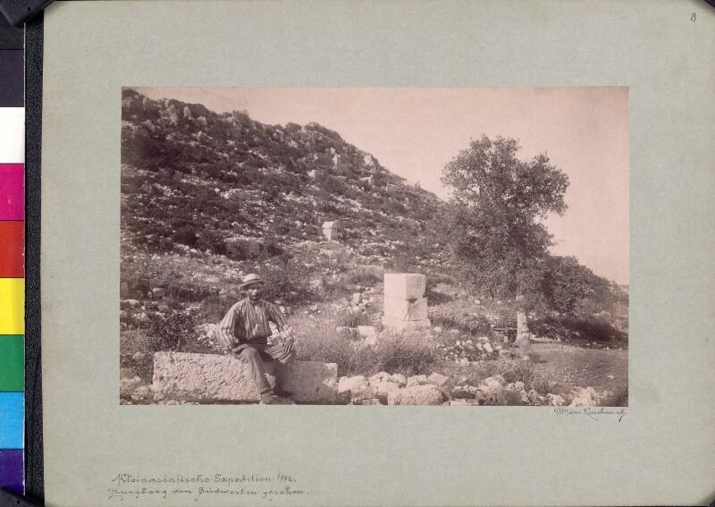 Burgberg in Trysa
