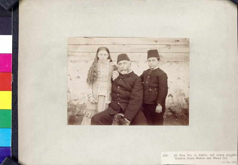 Familienbildnis in Antalya