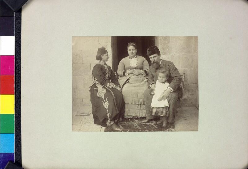 Familienbildnis aus Antiochia