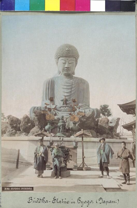 Buddhastatue in Hyogo