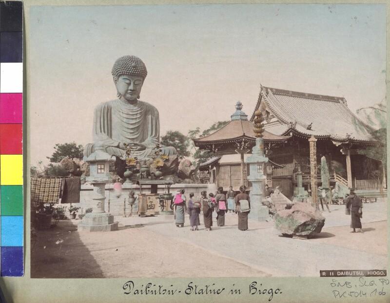 Daibutsu-Statue in Hyogo