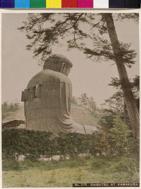 Buddhastatue in Kamakura