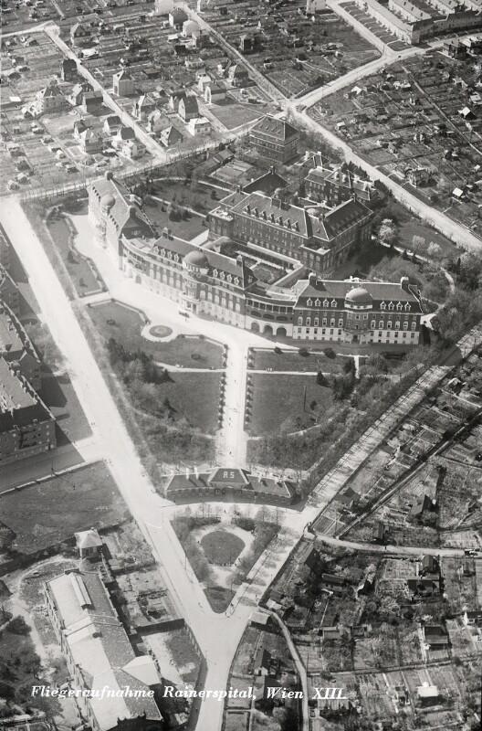 Wien 14, Erzherzog-Rainer-Spital