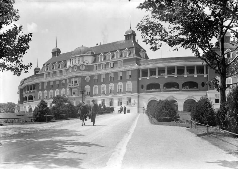 Wien 14, Erzherzog-Rainer-Spital (Hanusch-Krankenhaus)