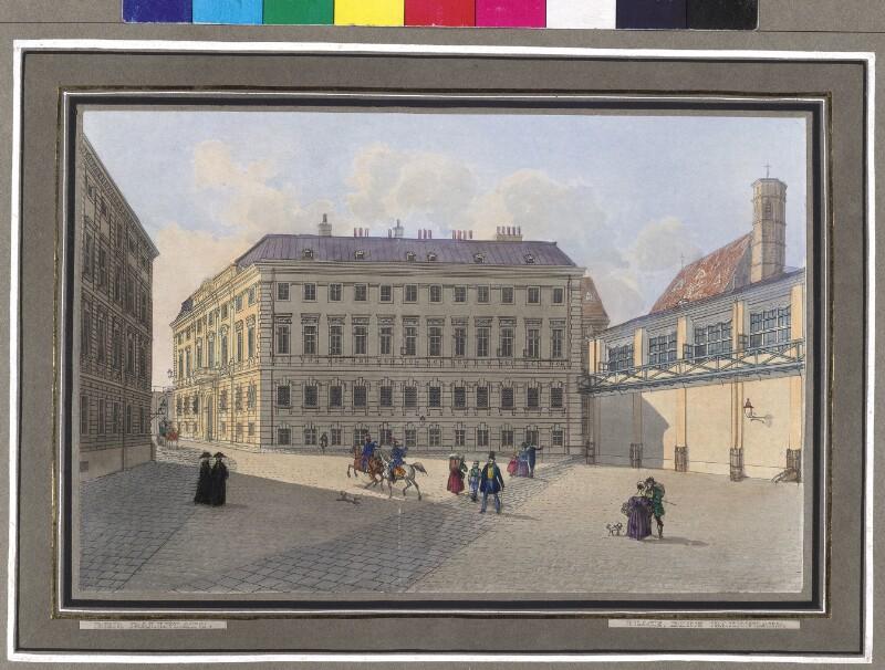 Wien 1, Ballhaus